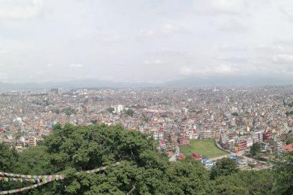 काठमाडौं उपत्यका (फाेटाे फिचर)